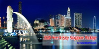 Free and Easy Singapore Package