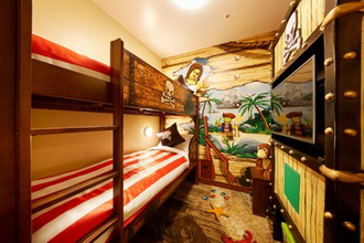 Pirate Bunkbed