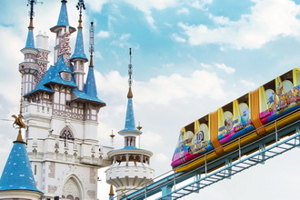 Lotte World Monorail