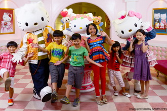 Sanrio Hello Kitty Town - Kittys House