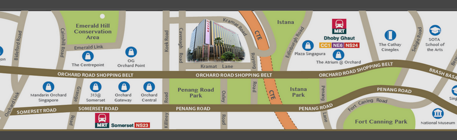 hotel grand central orchard location