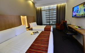 hotel grand central orchard deluxe queen single