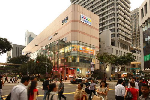 Funan Digital Life Mall
